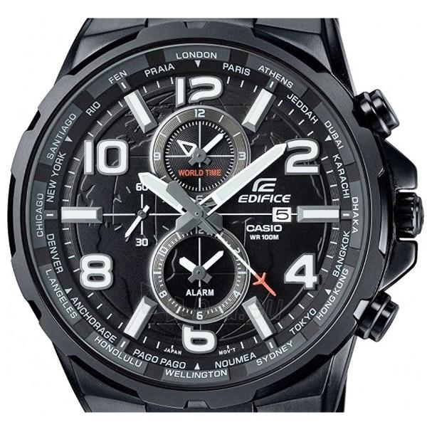 Male laikrodis Casio Edifice EFR-302BK-1AVUEF Paveikslėlis 5 iš 5 310820009036