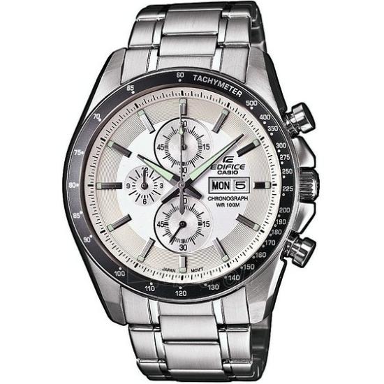 Vīriešu pulkstenis CASIO Edifice EFR-502D-7AVEF Paveikslėlis 1 iš 5 30069605880