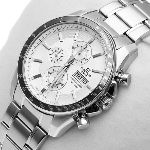 Vīriešu pulkstenis CASIO Edifice EFR-502D-7AVEF Paveikslėlis 4 iš 5 30069605880
