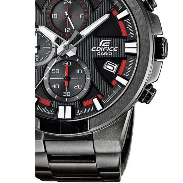 Male laikrodis Casio Edifice EFR-544BK-1A4VUEF Paveikslėlis 3 iš 4 310820008940