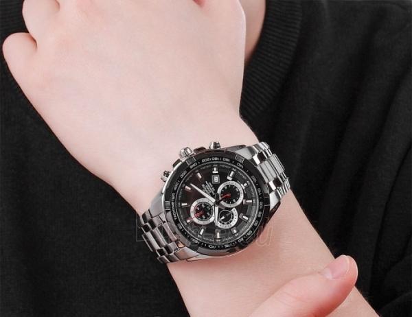 Vyriškas laikrodis Casio EF-539D-1AVEF Paveikslėlis 2 iš 3 30069609273