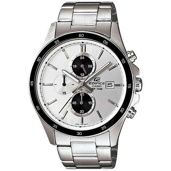 Male laikrodis Casio EFR-504D-7AVEF Paveikslėlis 1 iš 2 30069606796