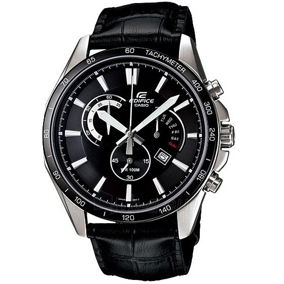 Male laikrodis Casio EFR-510L-1AVEF Paveikslėlis 1 iš 5 30069606797