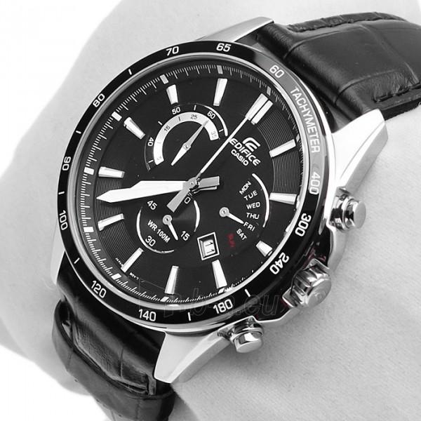 Male laikrodis Casio EFR-510L-1AVEF Paveikslėlis 2 iš 5 30069606797