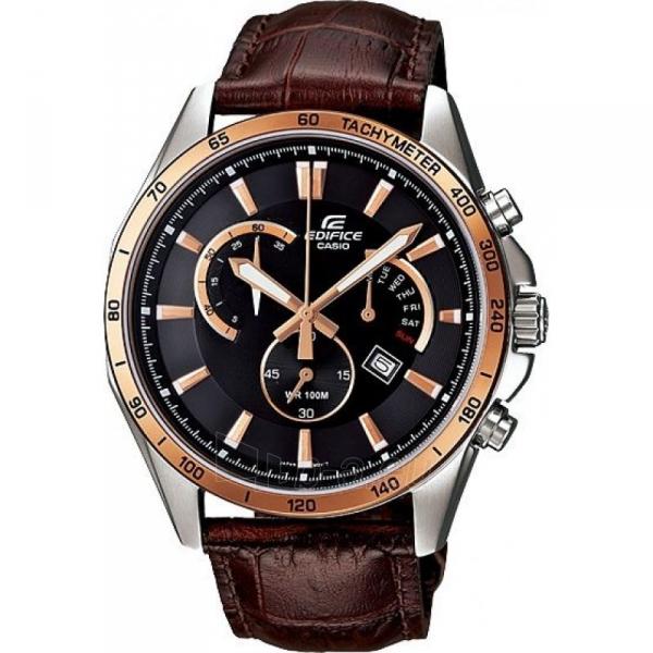 Male laikrodis Casio EFR-510L-5AVEF Paveikslėlis 1 iš 2 30069606798