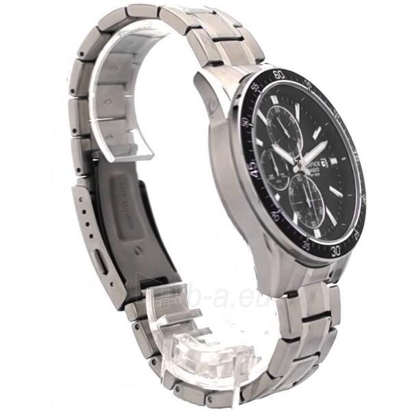 Male laikrodis Casio EFR-547D-1AVUEF Paveikslėlis 4 iš 6 310820052478