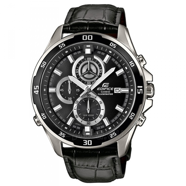 Male laikrodis Casio EFR-547L-1AVUEF Paveikslėlis 1 iš 5 30069606804