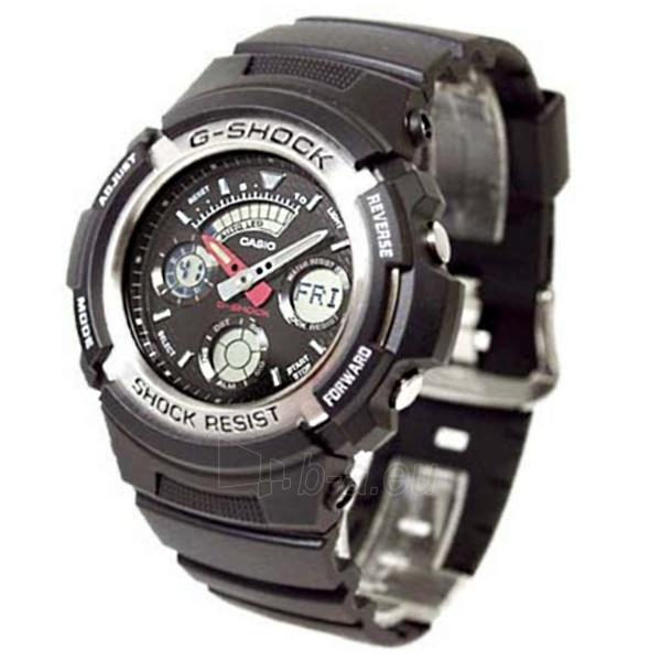 Vyriškas laikrodis Casio G-shock AW-590-1AER Paveikslėlis 2 iš 4 30069602163