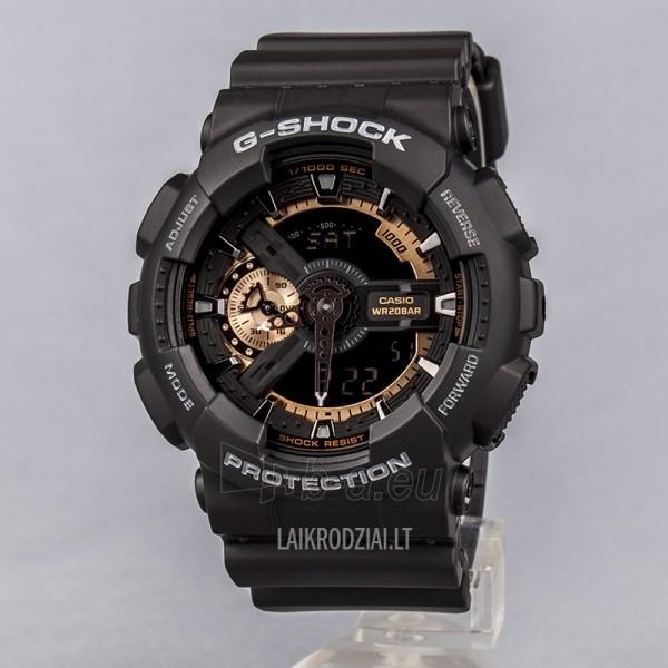 Male laikrodis Casio G-Shock GA-110RG-1AER Paveikslėlis 1 iš 5 30069606813