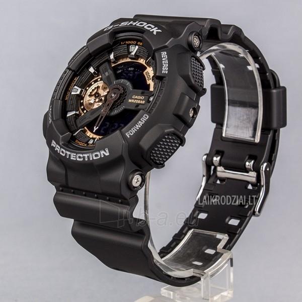 Male laikrodis Casio G-Shock GA-110RG-1AER Paveikslėlis 2 iš 5 30069606813