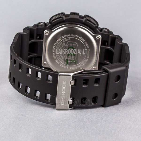 Male laikrodis Casio G-Shock GA-110RG-1AER Paveikslėlis 4 iš 5 30069606813