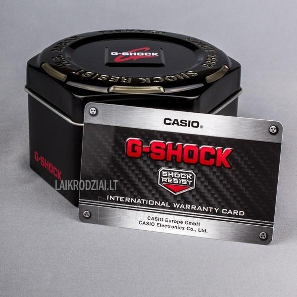 Male laikrodis Casio G-Shock GA-110RG-1AER Paveikslėlis 5 iš 5 30069606813