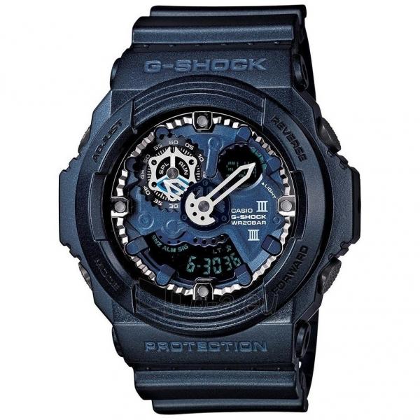Male laikrodis Casio G-Shock GA-300A-2AER Paveikslėlis 1 iš 6 30069606821