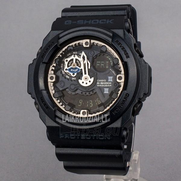 Male laikrodis Casio G-Shock GA-300A-2AER Paveikslėlis 6 iš 6 30069606821