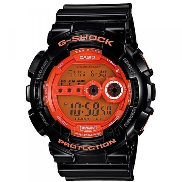 Male laikrodis Casio G-Shock GD-100HC-1ER Paveikslėlis 1 iš 6 30069606825