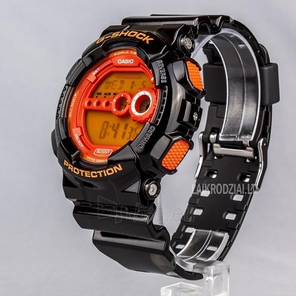 Male laikrodis Casio G-Shock GD-100HC-1ER Paveikslėlis 3 iš 6 30069606825