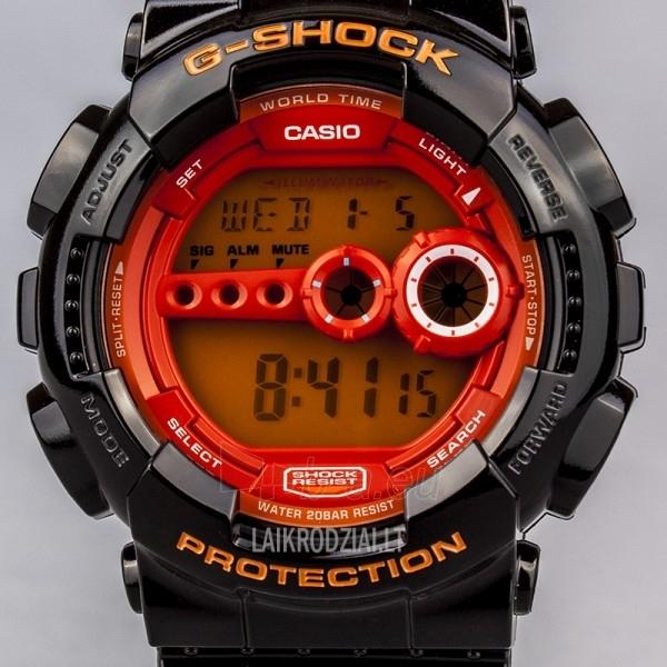Male laikrodis Casio G-Shock GD-100HC-1ER Paveikslėlis 4 iš 6 30069606825