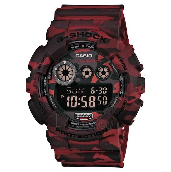 Vyriškas laikrodis Casio G-Shock GD-120CM-4ER Paveikslėlis 1 iš 2 30069606828