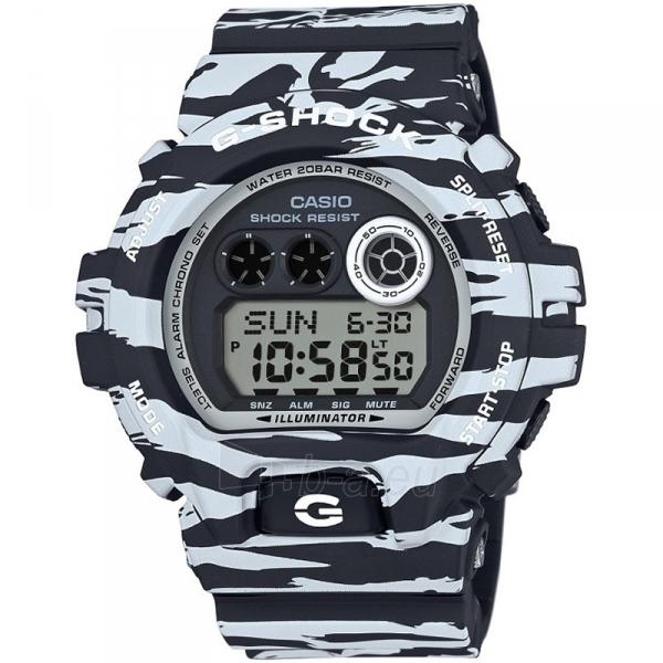 Male laikrodis Casio G-Shock GD-X6900BW-1ER Paveikslėlis 1 iš 1 310820018338