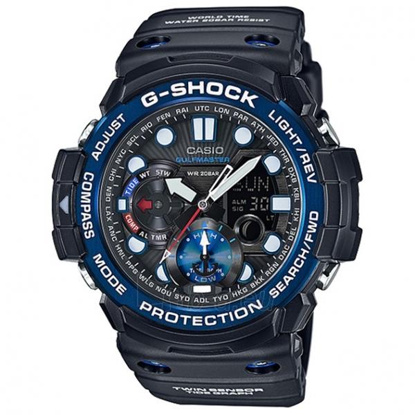 Male laikrodis Casio G-Shock GN-1000B-1AER Paveikslėlis 1 iš 1 310820009032