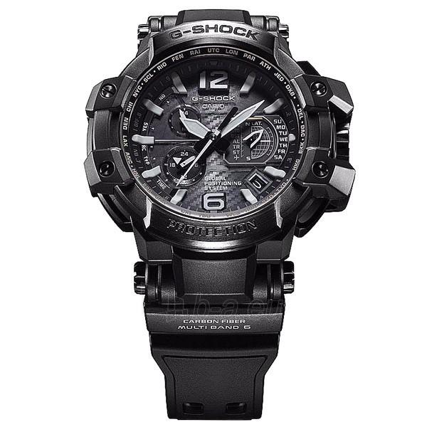 Male laikrodis Casio G-Shock GPW-1000T-1AER Paveikslėlis 2 iš 3 310820009029