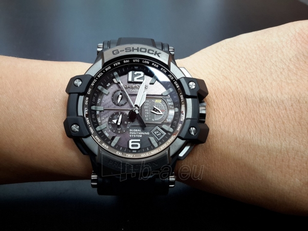 Male laikrodis Casio G-Shock GPW-1000T-1AER Paveikslėlis 3 iš 3 310820009029