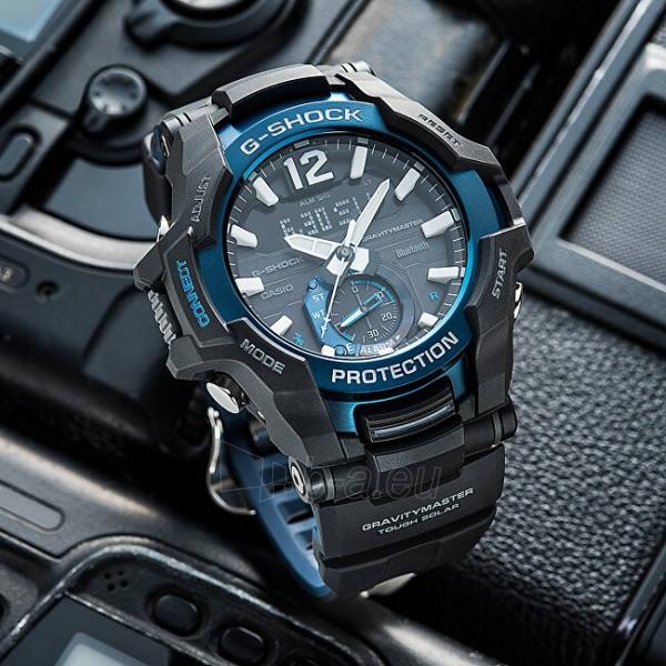Vyriškas laikrodis Casio G-Shock Gravitymaster GR-B100-1A2 Paveikslėlis 2 iš 8 310820188567