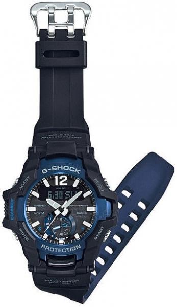 Vyriškas laikrodis Casio G-Shock Gravitymaster GR-B100-1A2 Paveikslėlis 3 iš 8 310820188567