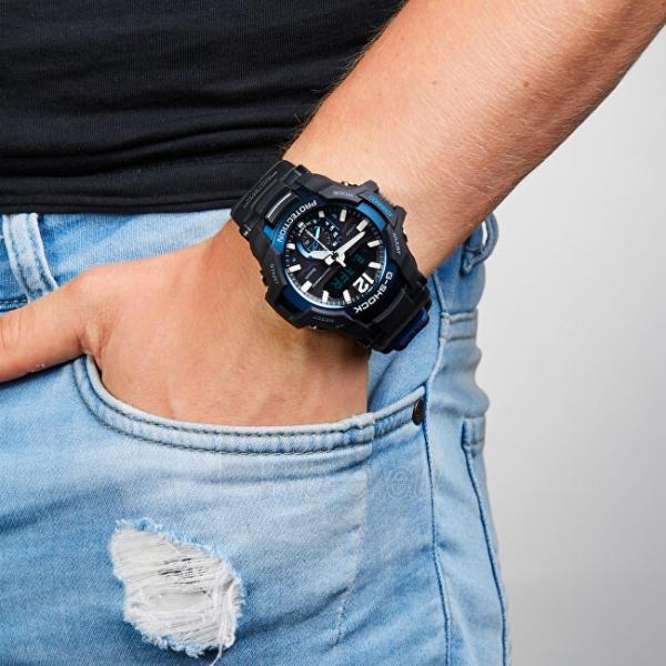 Vyriškas laikrodis Casio G-Shock Gravitymaster GR-B100-1A2 Paveikslėlis 4 iš 8 310820188567