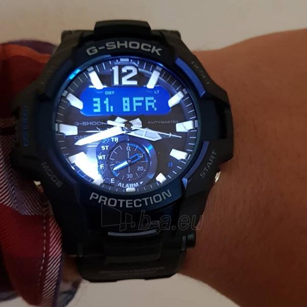Vyriškas laikrodis Casio G-Shock Gravitymaster GR-B100-1A2 Paveikslėlis 6 iš 8 310820188567