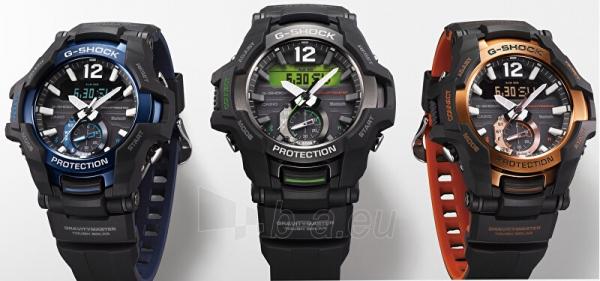 Vyriškas laikrodis Casio G-Shock Gravitymaster GR-B100-1A2 Paveikslėlis 7 iš 8 310820188567