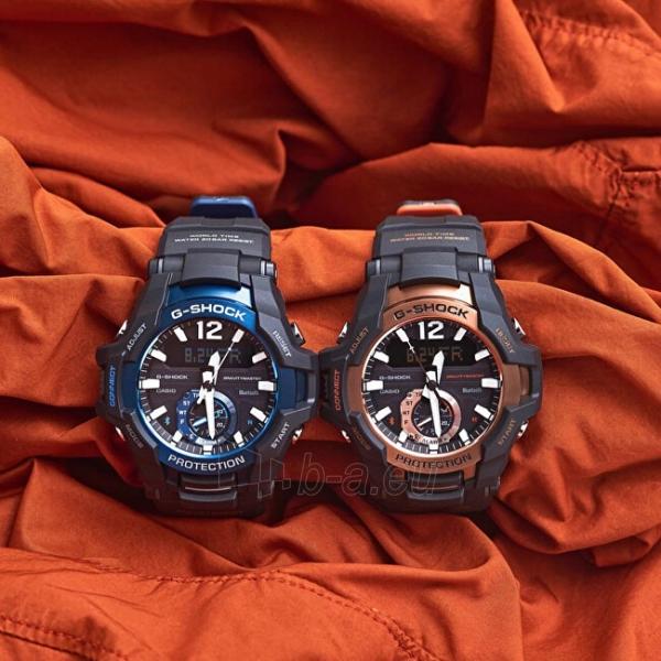 Vyriškas laikrodis Casio G-Shock Gravitymaster GR-B100-1A2 Paveikslėlis 8 iš 8 310820188567