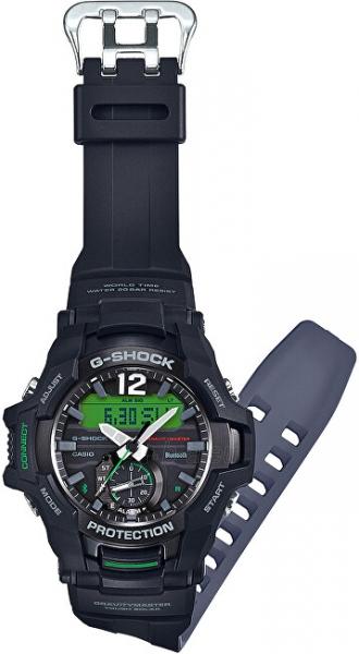 Vyriškas laikrodis Casio G-Shock Gravitymaster GR-B100-1A3 Paveikslėlis 9 iš 10 310820188519