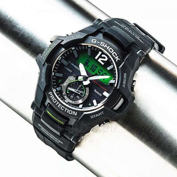Vyriškas laikrodis Casio G-Shock Gravitymaster GR-B100-1A3 Paveikslėlis 8 iš 10 310820188519
