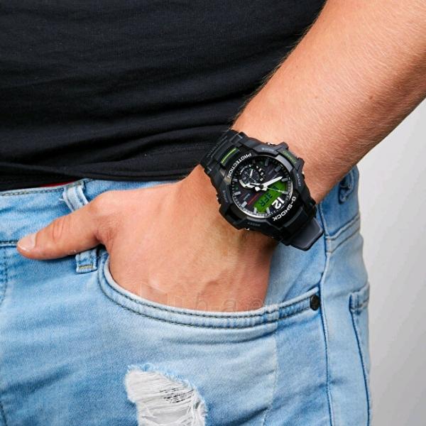 Vyriškas laikrodis Casio G-Shock Gravitymaster GR-B100-1A3 Paveikslėlis 7 iš 10 310820188519