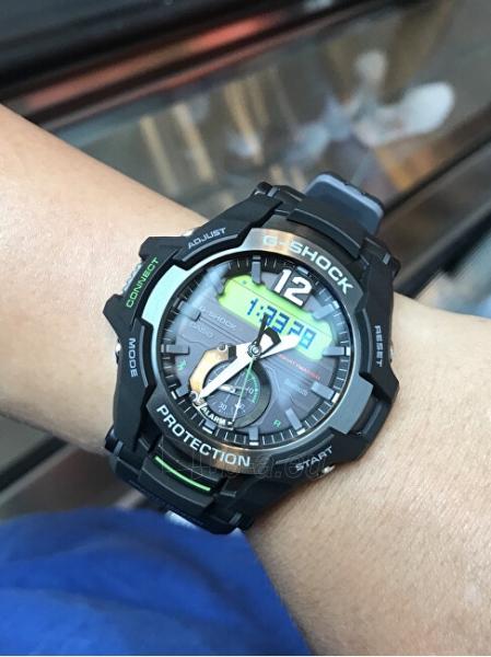 Vyriškas laikrodis Casio G-Shock Gravitymaster GR-B100-1A3 Paveikslėlis 6 iš 10 310820188519