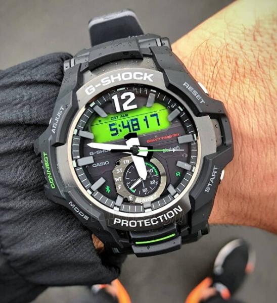 Vyriškas laikrodis Casio G-Shock Gravitymaster GR-B100-1A3 Paveikslėlis 4 iš 10 310820188519