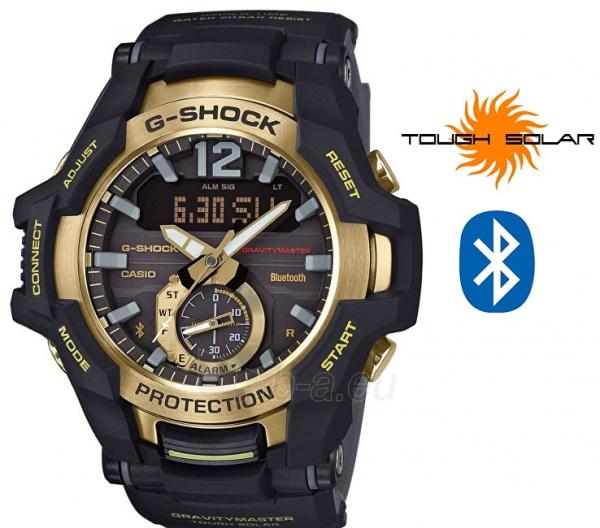 Vyriškas laikrodis Casio G-Shock Gravitymaster GR-B100GB-1AER Paveikslėlis 1 iš 10 310820188522