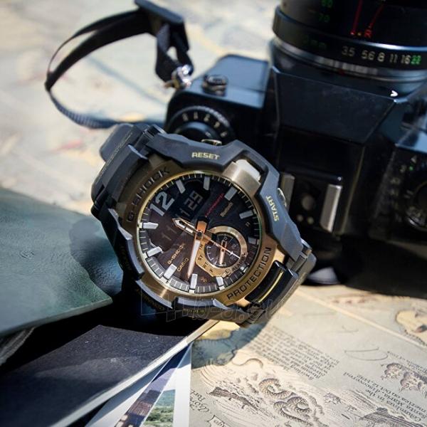 Vyriškas laikrodis Casio G-Shock Gravitymaster GR-B100GB-1AER Paveikslėlis 2 iš 10 310820188522