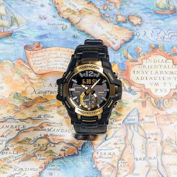 Vyriškas laikrodis Casio G-Shock Gravitymaster GR-B100GB-1AER Paveikslėlis 10 iš 10 310820188522
