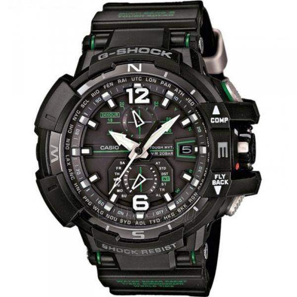 Vyriškas laikrodis Casio G-Shock GW-A1100-1A3ER Paveikslėlis 1 iš 1 310820009041