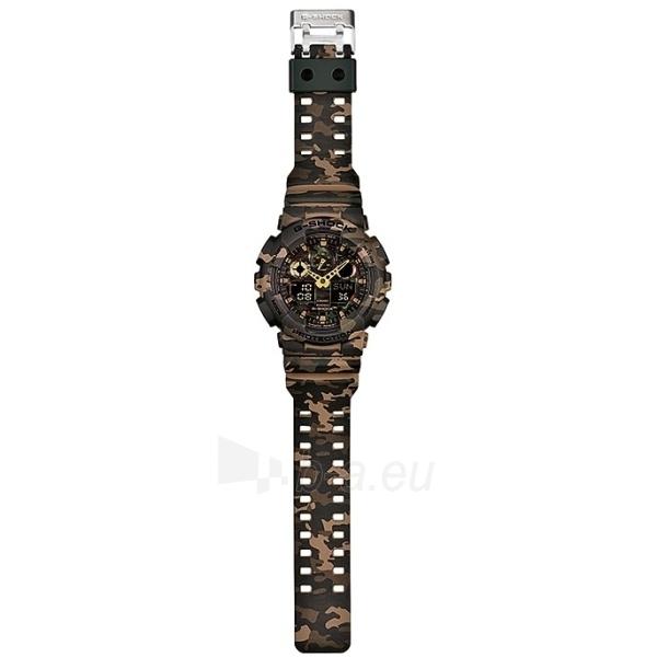 Vīriešu Casio pulkstenis GA-100CM-5AER Paveikslėlis 4 iš 6 30069604892