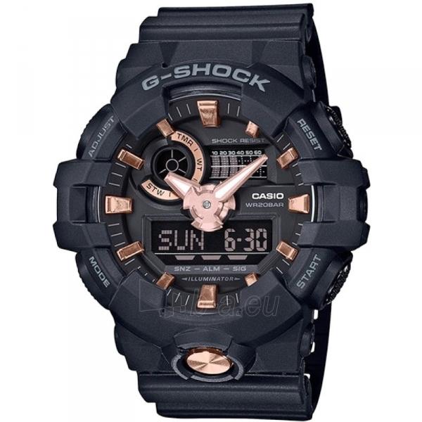 Vyriškas laikrodis Casio GA-710B-1A4ER Paveikslėlis 1 iš 5 310820140991