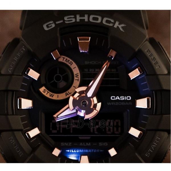 Vyriškas laikrodis Casio GA-710B-1A4ER Paveikslėlis 2 iš 5 310820140991