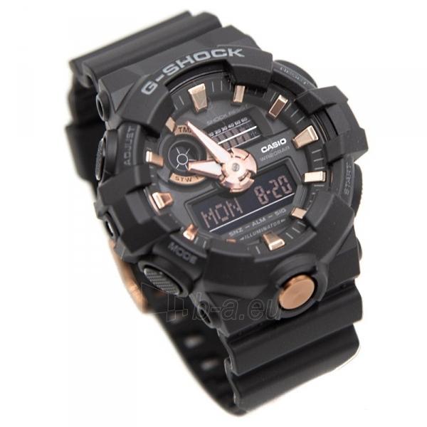 Vyriškas laikrodis Casio GA-710B-1A4ER Paveikslėlis 4 iš 5 310820140991