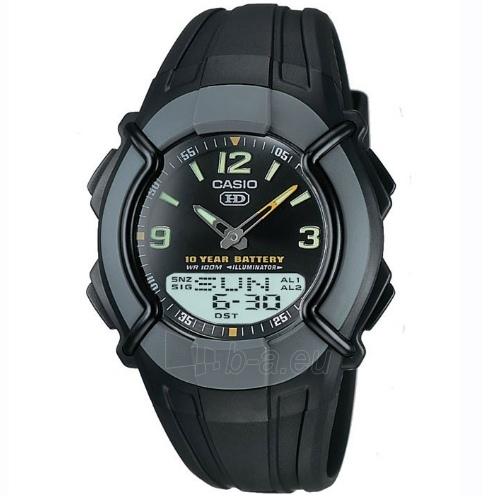 Vyriškas laikrodis Casio HDC-600-1BVES Paveikslėlis 1 iš 1 30069606836