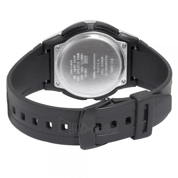 Male laikrodis Male Casio laikrodis AW-80-1AVES Paveikslėlis 2 iš 2 30069609667