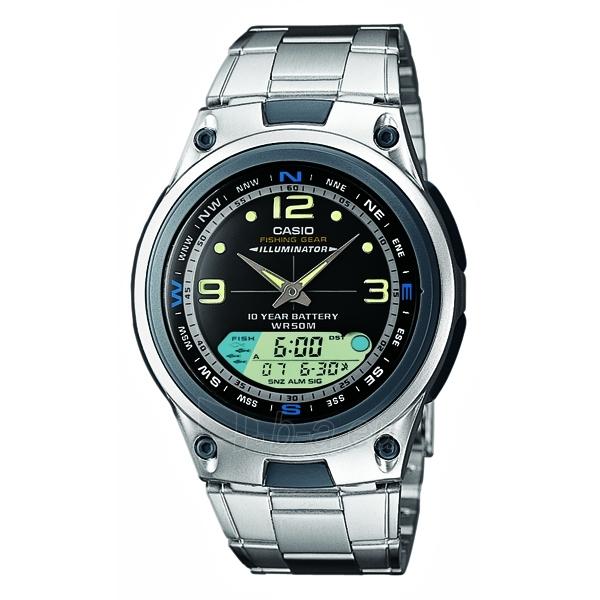 Vīriešu pulkstenis Vīriešu Casio pulkstenis AW-82D-1AVES Paveikslėlis 1 iš 2 30069609669