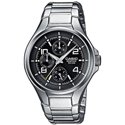 Vīriešu pulkstenis Vīriešu Casio pulkstenis EF-316D-1AVEF Paveikslėlis 1 iš 3 30069609675