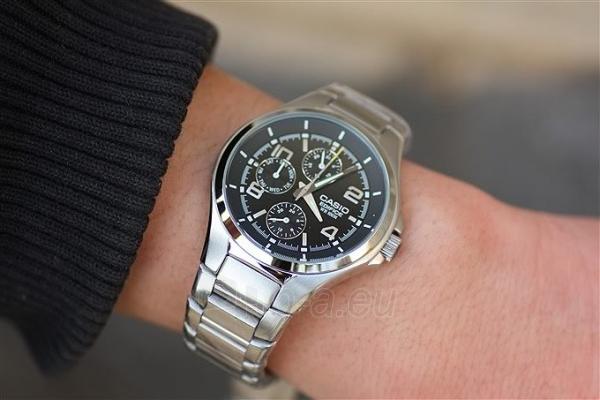 Vīriešu pulkstenis Vīriešu Casio pulkstenis EF-316D-1AVEF Paveikslėlis 3 iš 3 30069609675